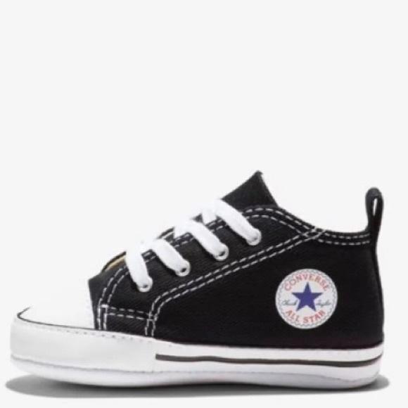 949c7f158e22c8 Converse Baby Chuck Taylor First Star